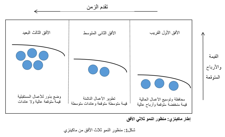منظور النمو ثلاثي الافق من ماكينزي